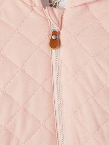 Bilde av NbfMagda Quilt suit - Peach Whip