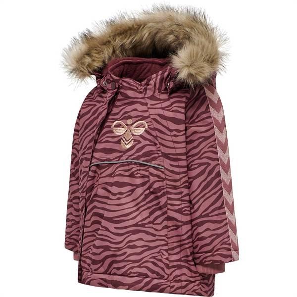 Bilde av HmlJessie jacket - Roan Rouge