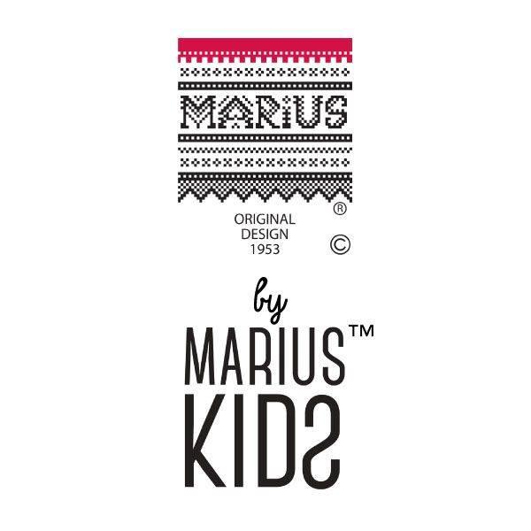 Bilde av Marius Kids Matboks - Navy