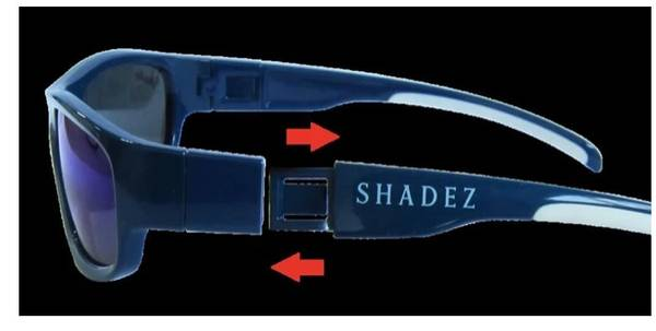 Bilde av Shadez Sportsbriller - Blue