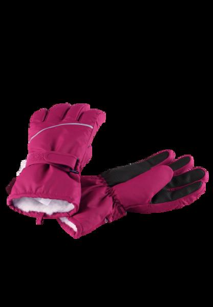 Bilde av Reima vinterhansker Harald - Cranberry pink